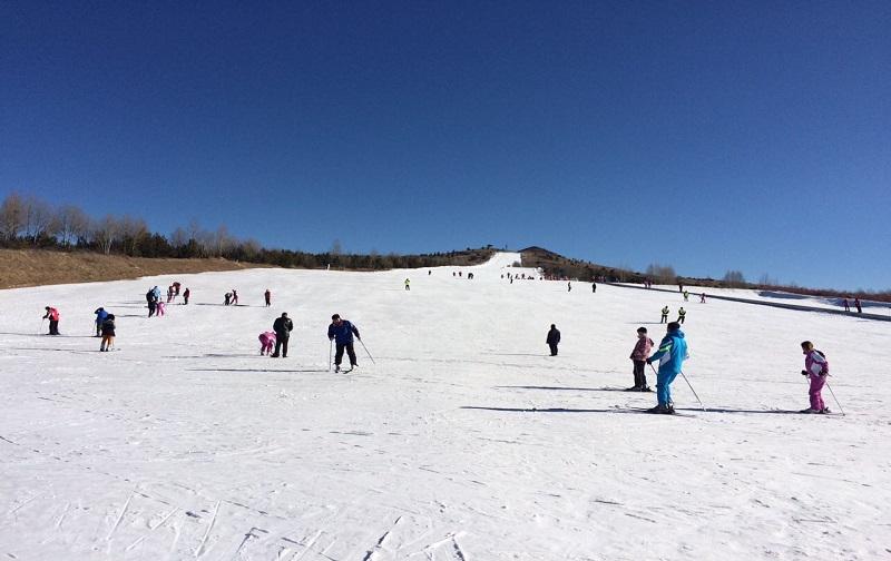 右玉南山滑雪場