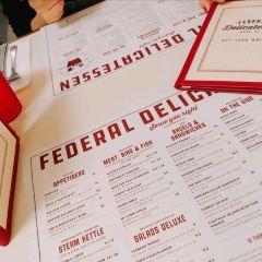 Federal Delicatessen User Photo