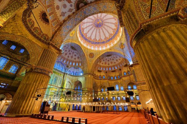 Turkey: Straddling Continents and Spanning Empires
