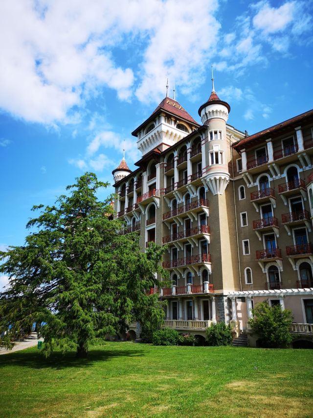 Caux Palace