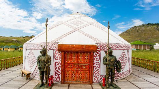 草原石人哈薩克民族文化產業園