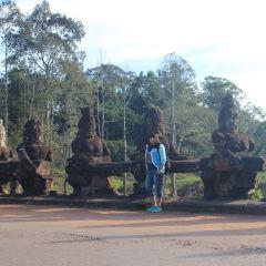 South Gate - Angkor Thom User Photo