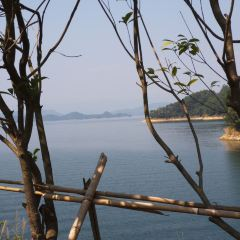 첸다오후 관광지(천도호 관광지) 여행 사진
