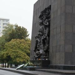 Monument to the Ghetto Heroes User Photo