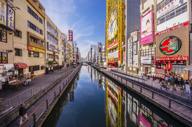 【大阪自由行】大阪熱門景點、美食、住宿懶人包