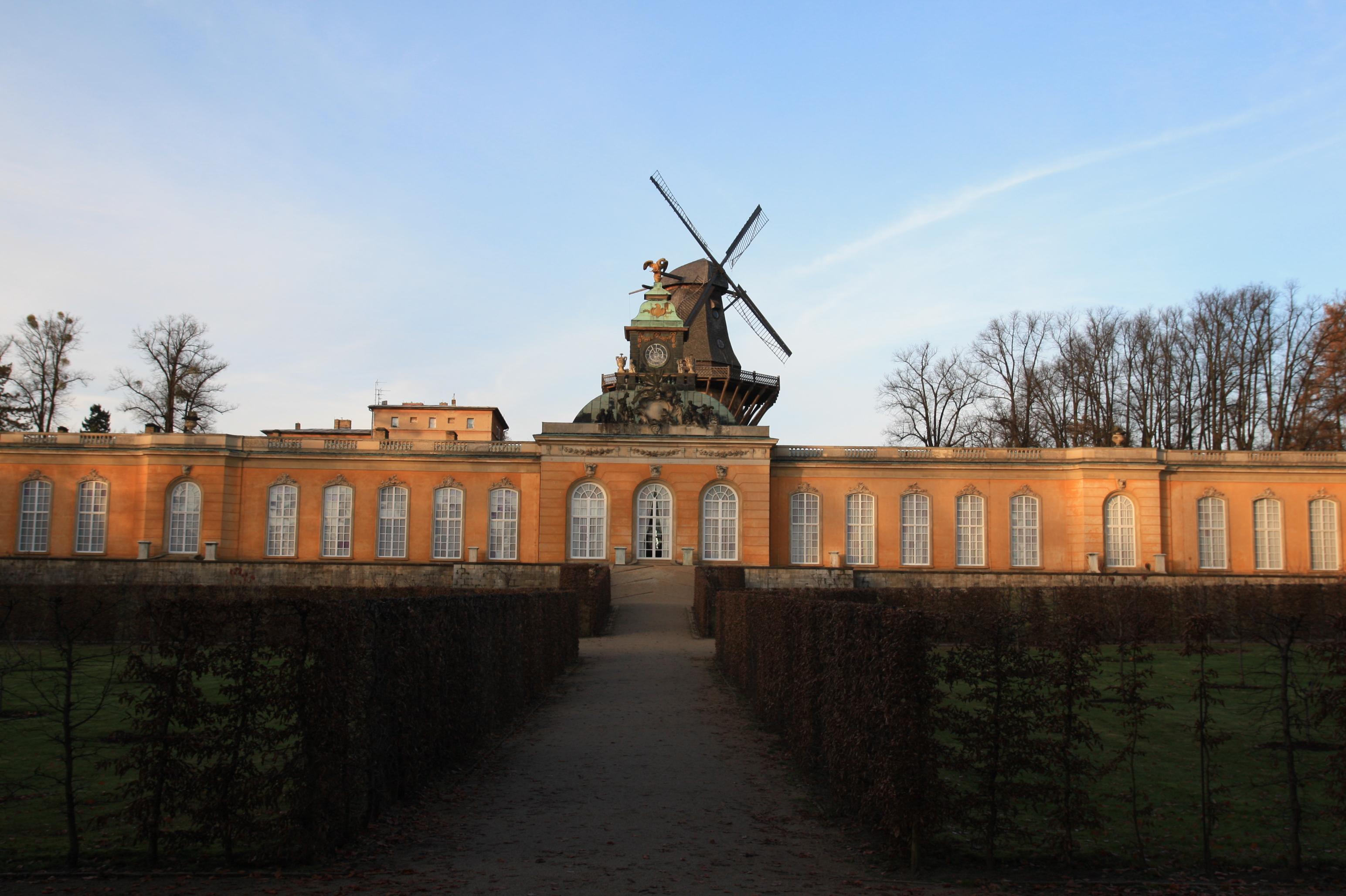 The Historic Windmill