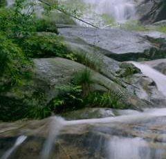 비룡폭포 여행 사진