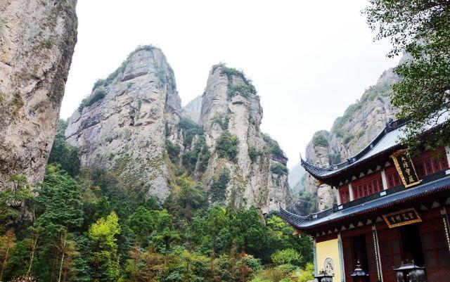 링옌 관광지