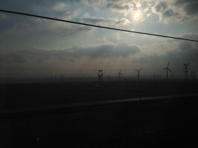 達坂城風力發電站