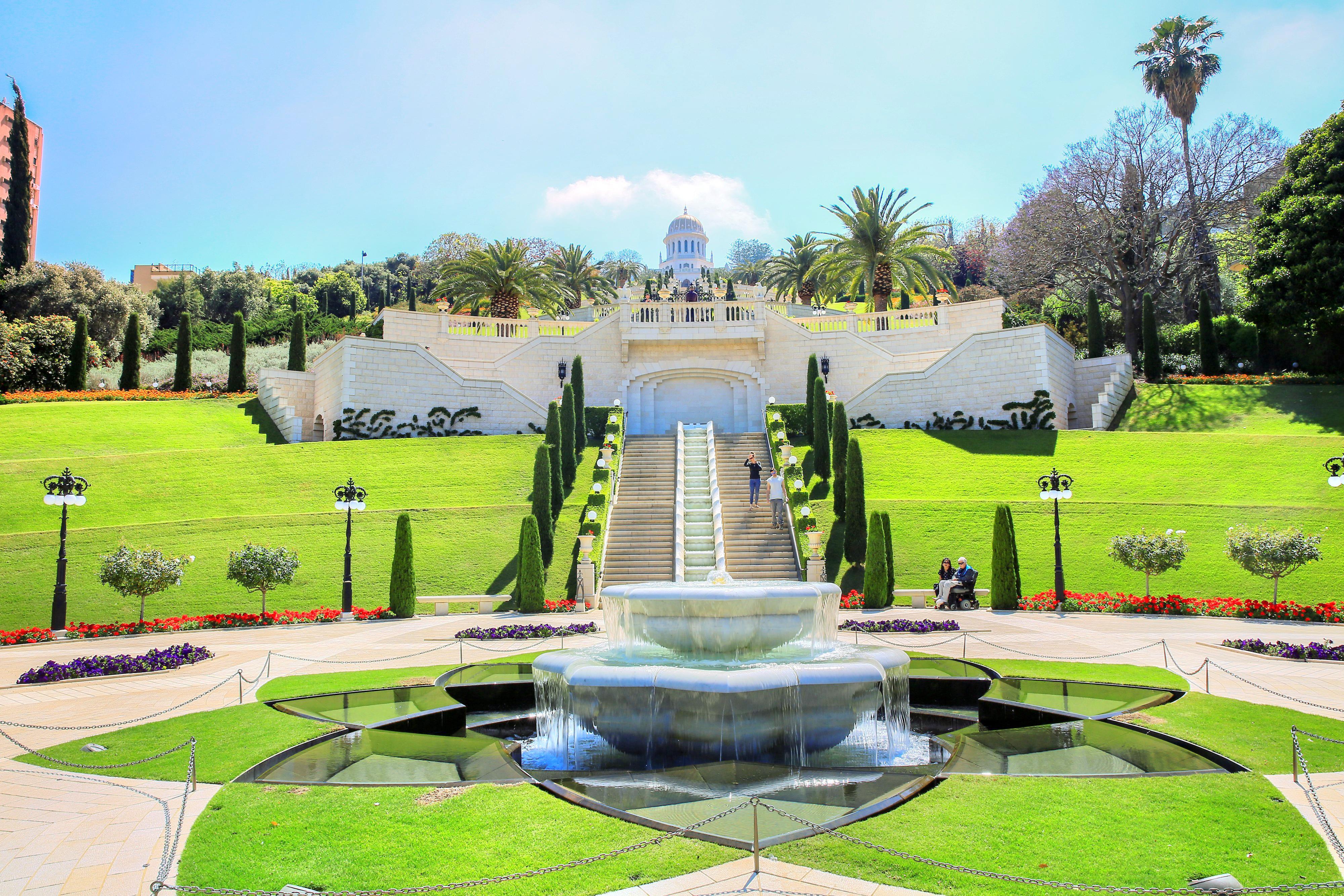 巴哈伊花園