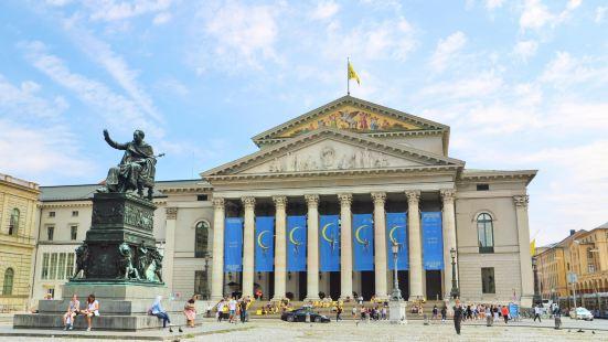 慕尼黑巴伐利亞國立歌劇院