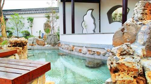 Furu Donghai Hot Spring