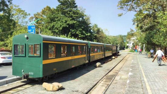贛南森林小火車
