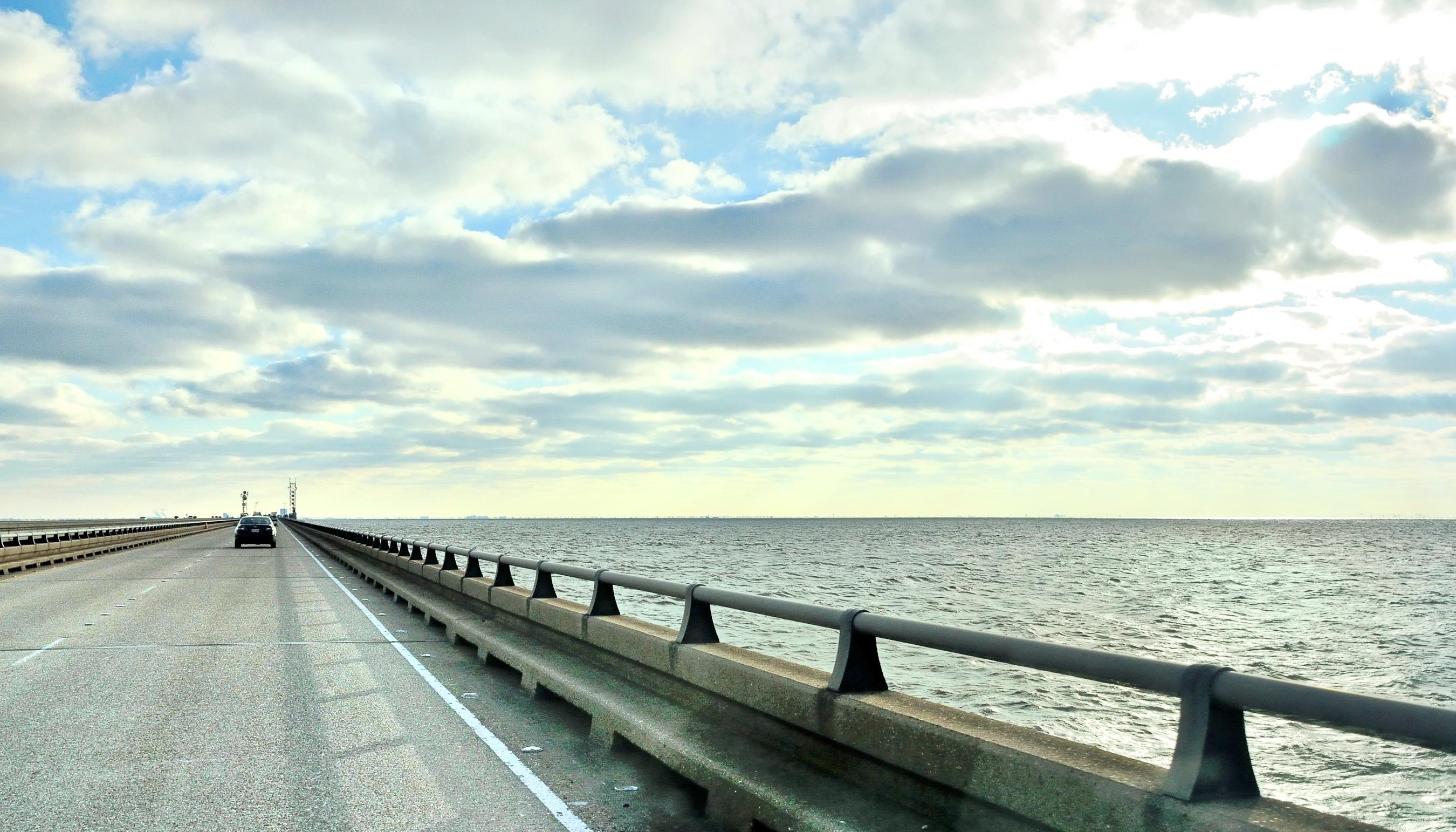 Lake Pontchartrain Causeway