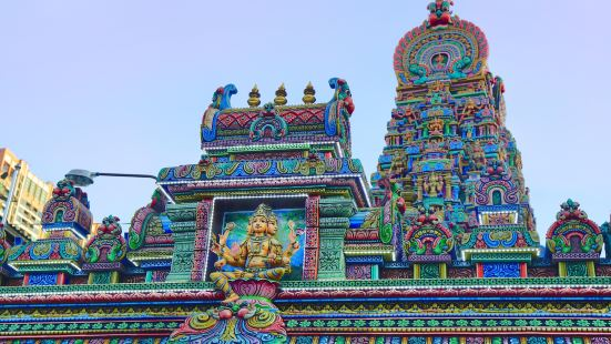 馬里安曼神廟