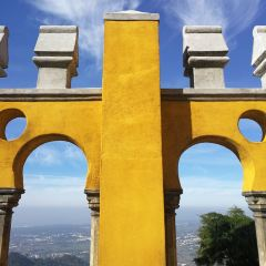 Park and National Palace of Pena User Photo