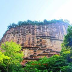 마이지산석굴 여행 사진