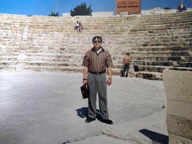 Κourion Ancient Amphitheater