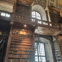 奧地利國立圖書館用戶圖片