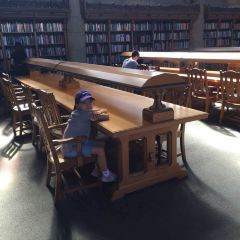 Suzzallo Library User Photo