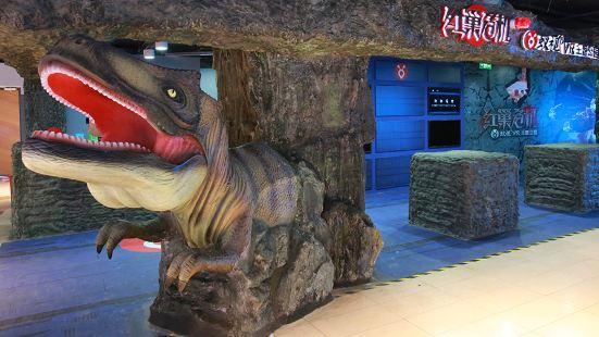 Hongchao Weiji Yishi Vr Theme Park