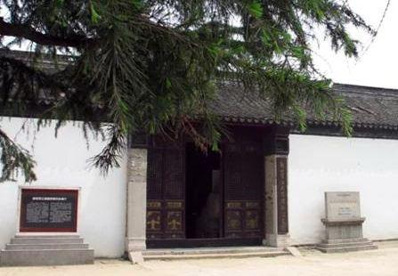 新四军江南指挥部司令部旧址原系李氏宗祠,始建于明代,原是新四