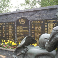 Joey Dunlop Memorial Garden User Photo