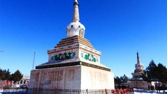 衍福寺雙塔