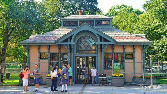 Boston Common Visitor Center