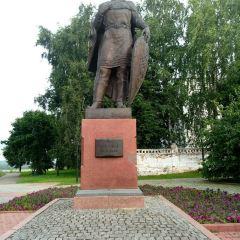 the statue of Alexander Nevsky User Photo