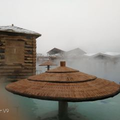 다롄 보운산 온천 여행 사진