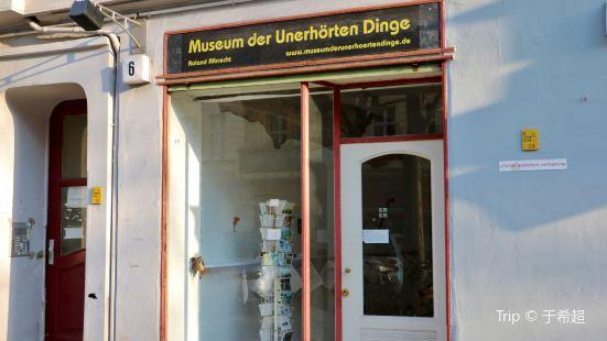 Museum of Unheard of Things