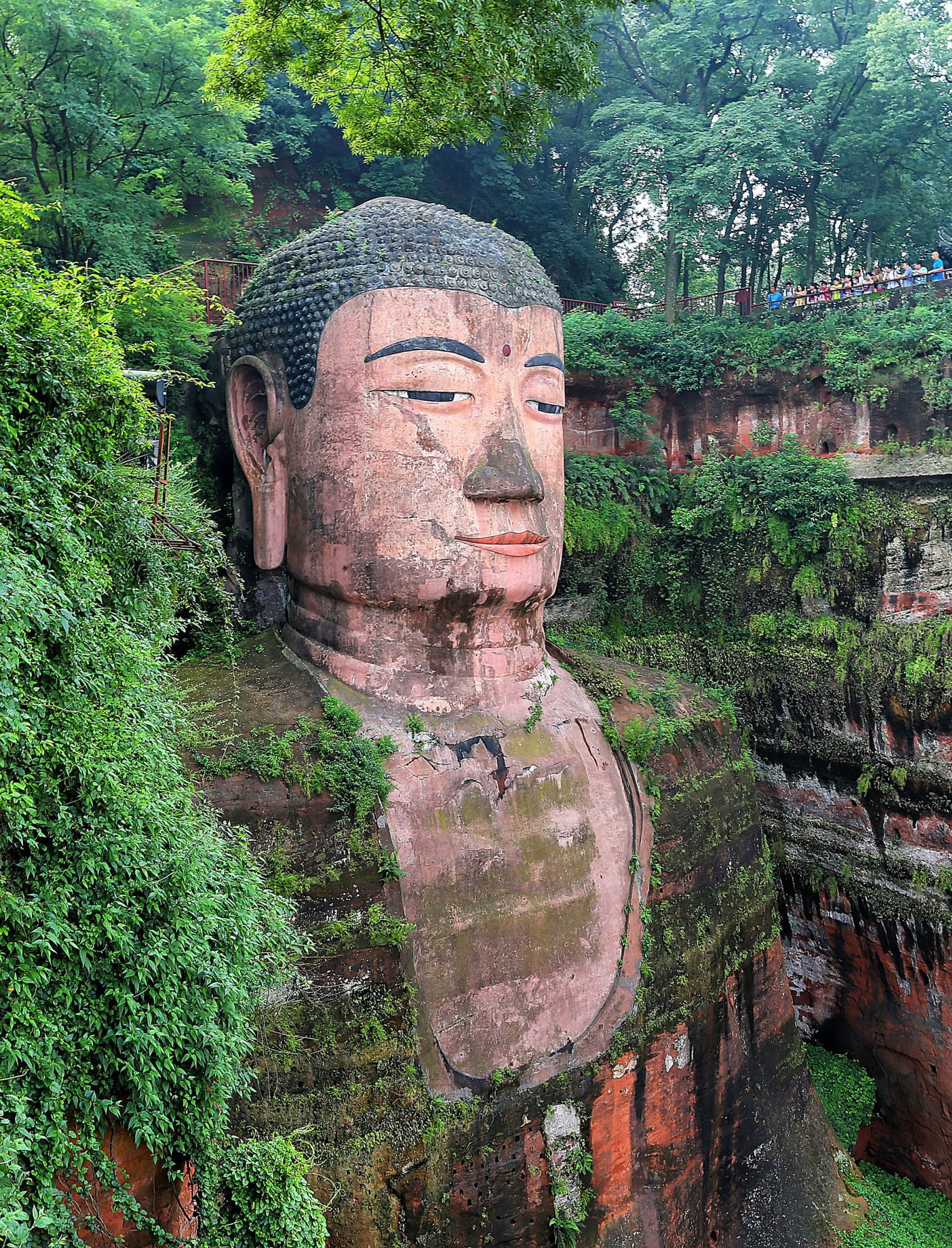 Leshan Giant Buddha and Emei Mountain Train 2-Day Tour
