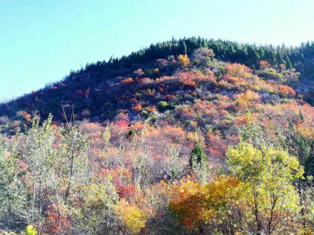Baijian Mountain