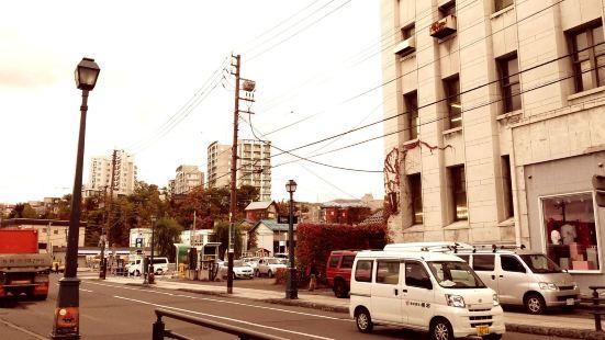 舊北海道拓殖銀行小樽支行