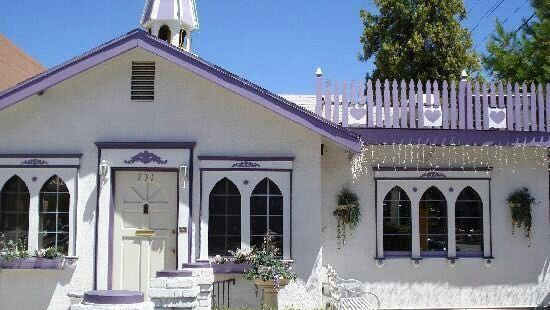 Wee Kirk O' the Heather Wedding Chapel