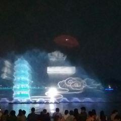 Qixingyan Memorial Square Music Fountain User Photo