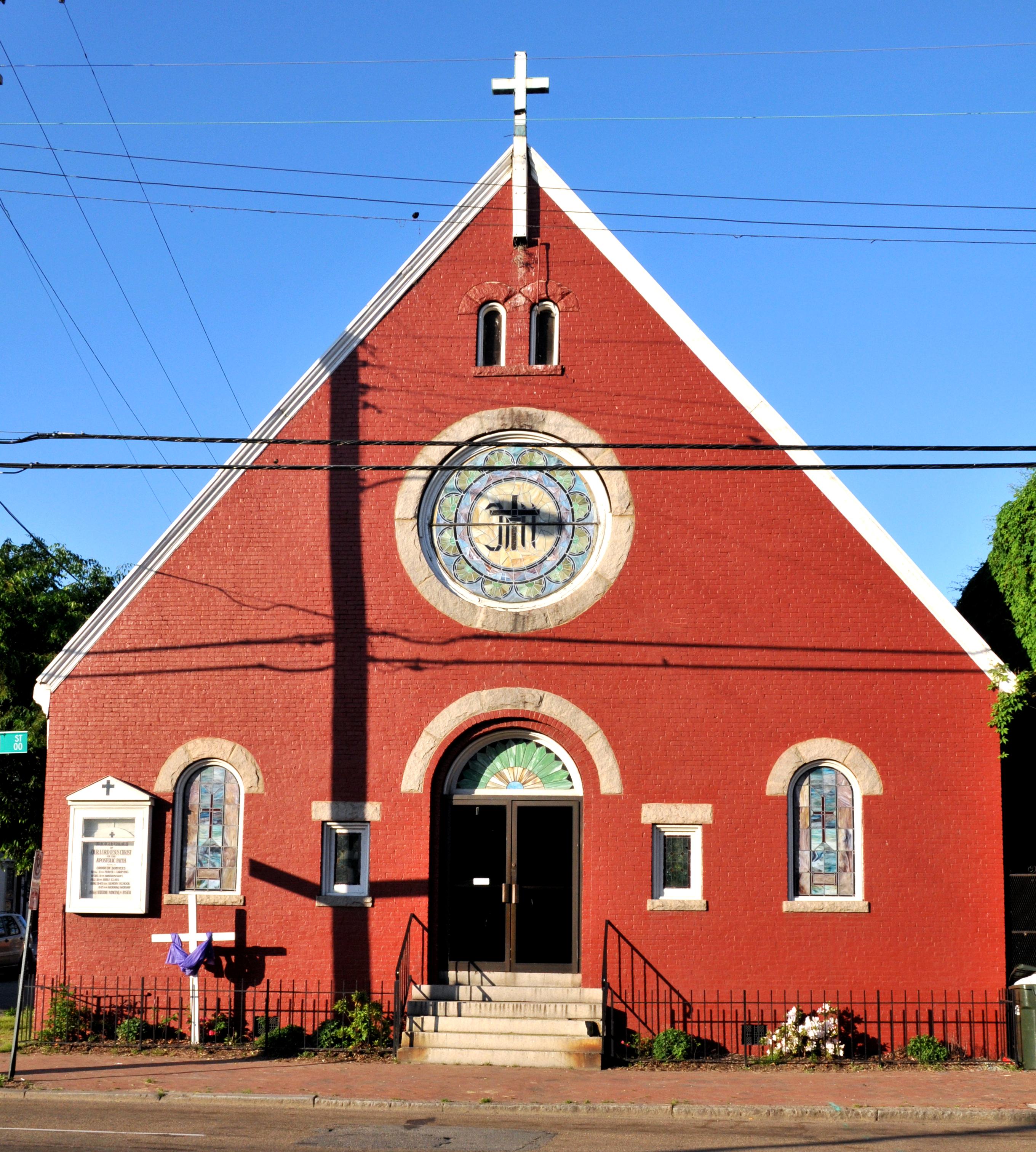 Apostolic Church, The