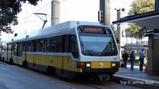 Dallas Area Rapid Transit - getting around Dallas