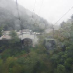 윈구 로프웨이 여행 사진