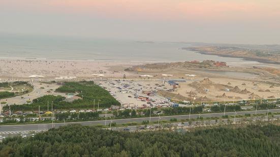龍鳳頭海濱浴場