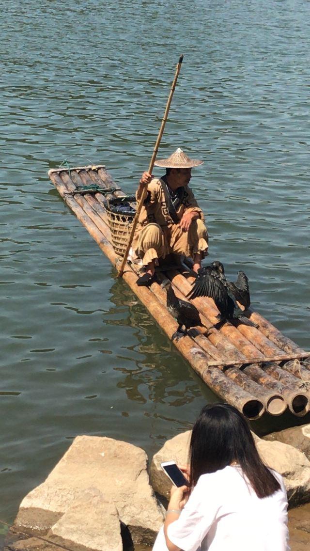 仙水岩蘆溪河竹筏漂流