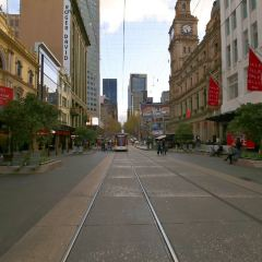 Bourke Street Mall User Photo
