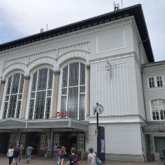 Salzburg Hauptbahnof User Photo