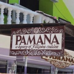 Pamana Restaurant User Photo