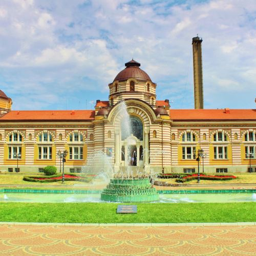 索菲亞公共礦物浴場