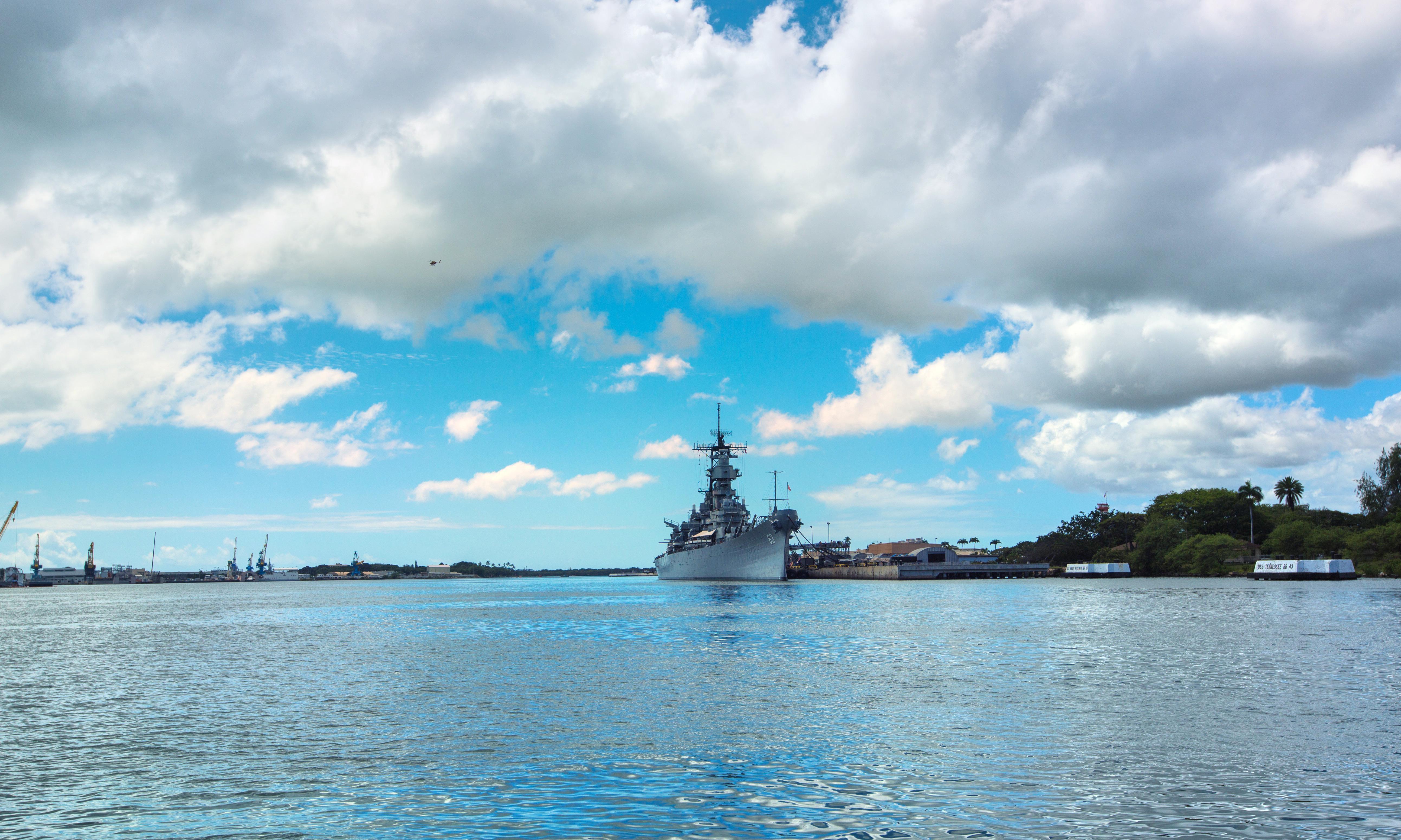 亞利桑那戰列艦紀念館