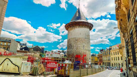 盧昂城堡-聖女貞德塔