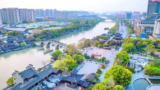 京杭大運河杭州景區