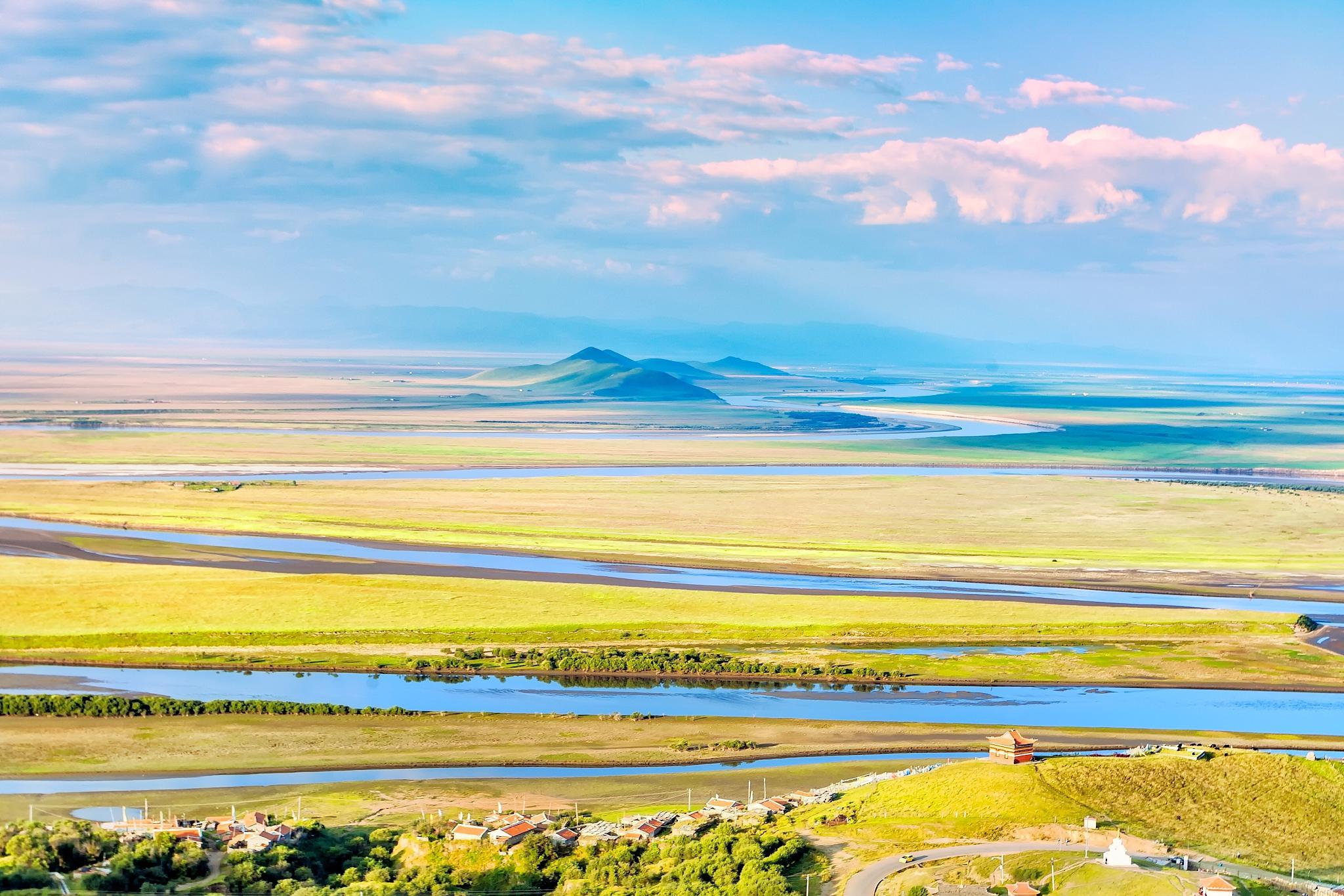 黃河第一灣
